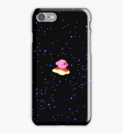 Kirby Warpstar iPhone Case/Skin