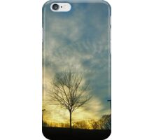 The Naked Tree iPhone Case/Skin