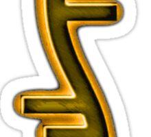 Heroes series, genetic symbol (C) Sticker