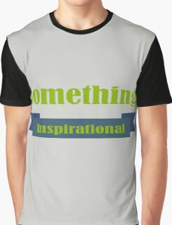 Inspire Graphic T-Shirt