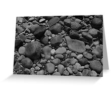 Gravel 1 Greeting Card