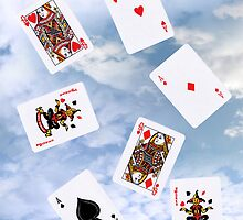 cloud gaming with playing cards by morrbyte