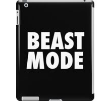 Beast Mode iPad Case/Skin