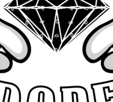 Diamond Hands DOPE Sticker