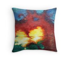 You found my hideout Throw Pillow