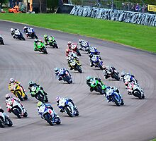 British Superbikes by Willie Jackson