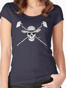 Jolly Farmer Women's Fitted Scoop T-Shirt