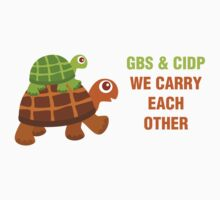 GBS & CIDP: We Carry Each Other by turnerstokens