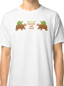 GBS & CIDP: We Carry Each Other 2 Classic T-Shirt