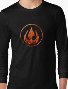 Fire Nation Long Sleeve T-Shirt