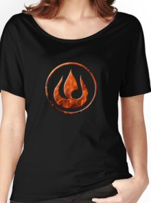 Fire Nation Women's Relaxed Fit T-Shirt