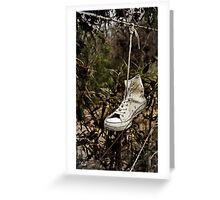 This Old Shoe Greeting Card