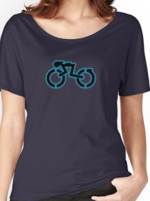 Grid Cyclists Only V1 Women's Relaxed Fit T-Shirt