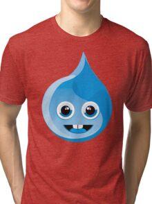 Be water Tri-blend T-Shirt