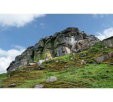 Almscliff Crag #3. Photographic Print