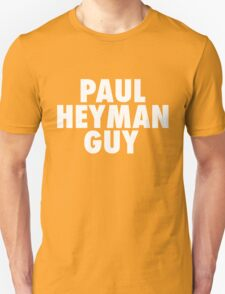 Paul Heyman Guy Unisex T-Shirt