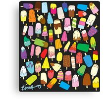 LOLLIES! Canvas Print