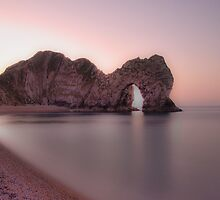 Durdle Door by stswilliams