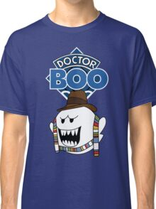 Doctor Boo - 4th Doctor Classic T-Shirt
