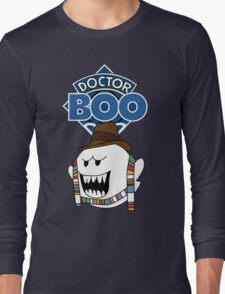 Doctor Boo - 4th Doctor Long Sleeve T-Shirt