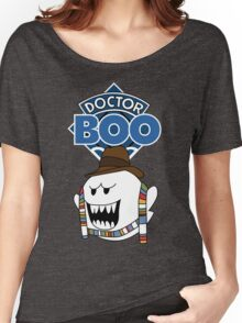 Doctor Boo - 4th Doctor Women's Relaxed Fit T-Shirt