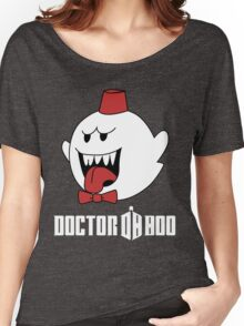 Doctor Boo - 11th Doctor Women's Relaxed Fit T-Shirt