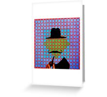 the modernist Greeting Card