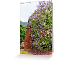Mulbring - Hunter Valley Greeting Card