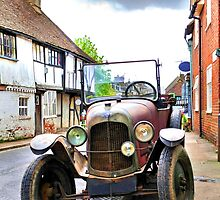 Historic Citroen by JEZ22