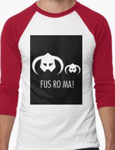 FUS RO MA! Men's Baseball ¾ T-Shirt
