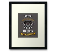 Terminator 2, Warhammer 40K Framed Print