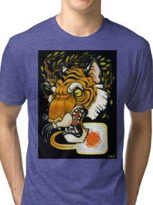 Tiger's Roar Tri-blend T-Shirt
