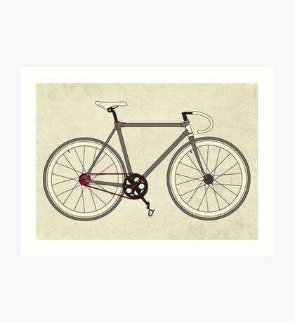Road Bicycle Art Print