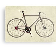 Road Bicycle Metal Print