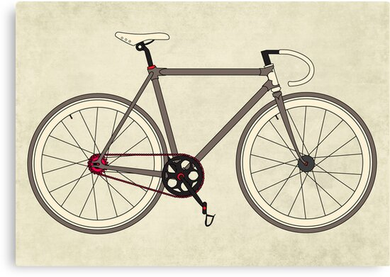 Road Bicycle by Andy Scullion
