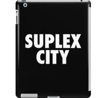 Suplex City iPad Case/Skin