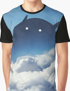 Beyond the Clouds Graphic T-Shirt