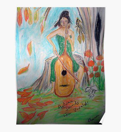Sembra che l'autunno Vivaldi  Poster