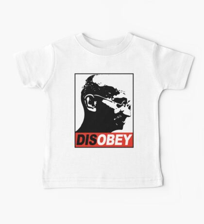 DISOBEY Baby Tee