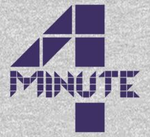 4Minute - Purple by revsoulx3