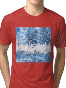 London skyline 2 Tri-blend T-Shirt