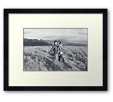 Ling and Kerry 2 Framed Print