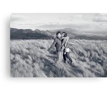 Ling and Kerry 2 Canvas Print