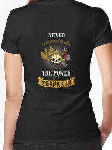 Chaplain, Warhammer 40K Women's Fitted V-Neck T-Shirt