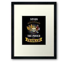 Chaplain, Warhammer 40K Framed Print