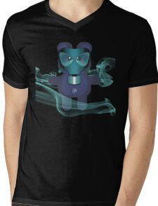 BEAR 7 Mens V-Neck T-Shirt