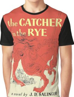 Catcher in the Rye Graphic T-Shirt