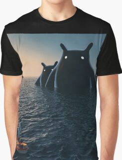 The Wonders of the Sea Graphic T-Shirt