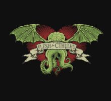 Flesh For Cthulhu Baby Tee