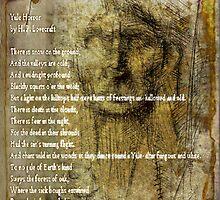 H. P. Lovecraft Yule Horror (Poem) by Cameron Hampton